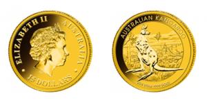 Australsky klokan Národná Pokladnica