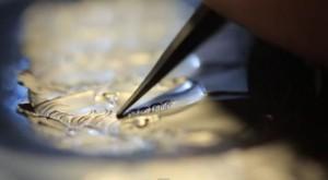 Výroba pamätné medaily