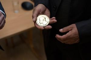 Pamätné medaila Nobelovej ceny za mier