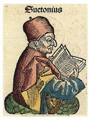 Gaius Suetonius Tranquillaus, Zdroj: http://bit.ly/1NOhUOv
