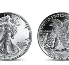 Walking Liberty Dollar