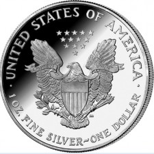 Silver Eagle 2016 Avers