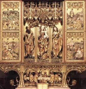 Oltár majstra Pavla