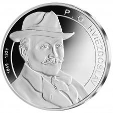 Pamätná medaila P. O. Hviezdoslav
