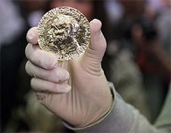 Zlatá medaila Nobelova cena